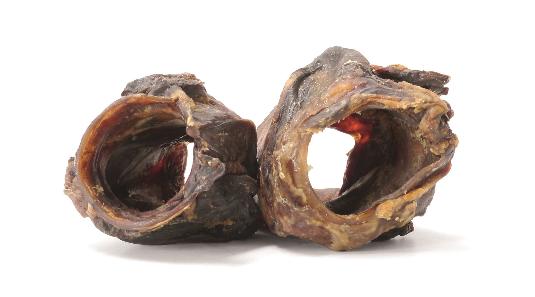 Rinderkehlköpfe, getrocknet - 5 Stück