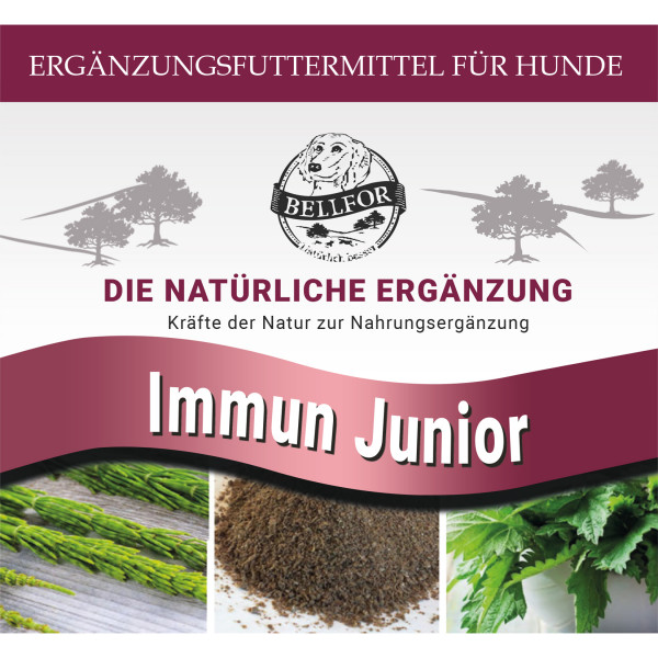 Immun Pulver Junior (Bellfor) -50g