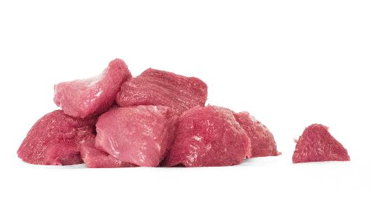 Entenfleisch in Würfeln - 850g