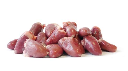 Bio Hühnerherzen - 500g