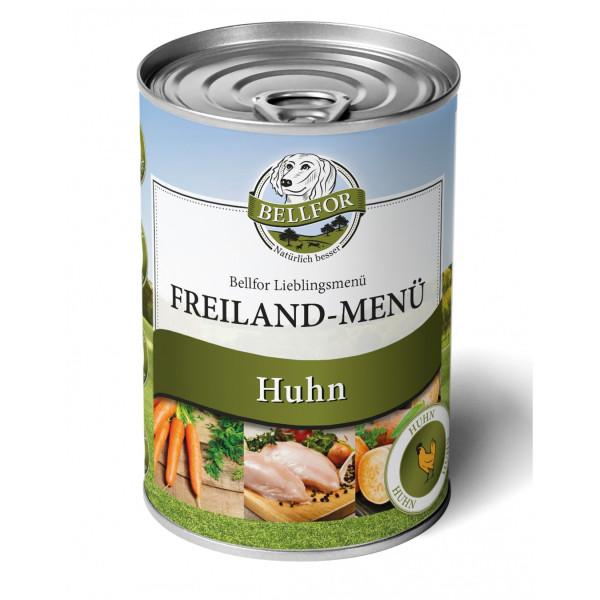 Huhn - getreidefrei Nassfutter