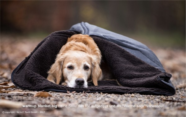 Warmup Blanket