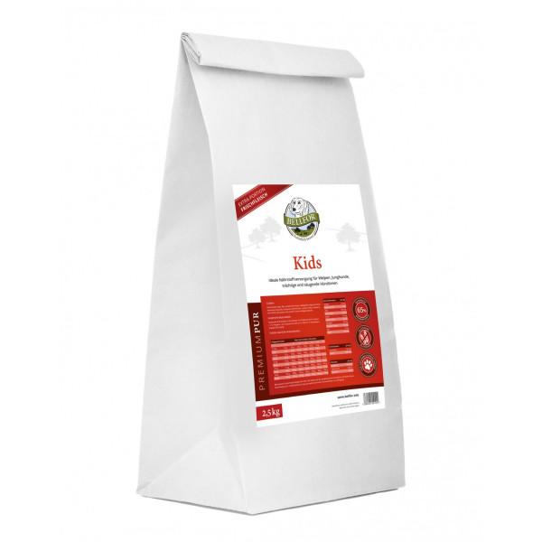 Hühnerfleisch Welpen - Premium PUR Trockenfutter glutenfrei