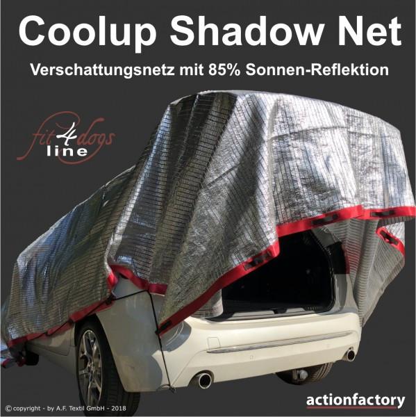 Schattennetz fürs Auto