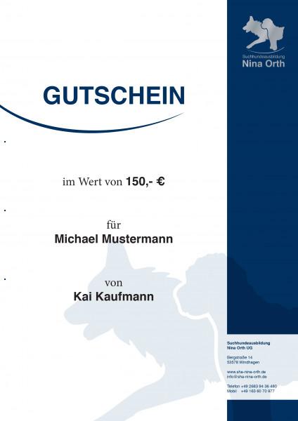 Gutschein Shop/ Seminare