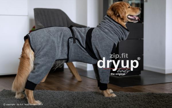 Dryup cape - Hundebademantel