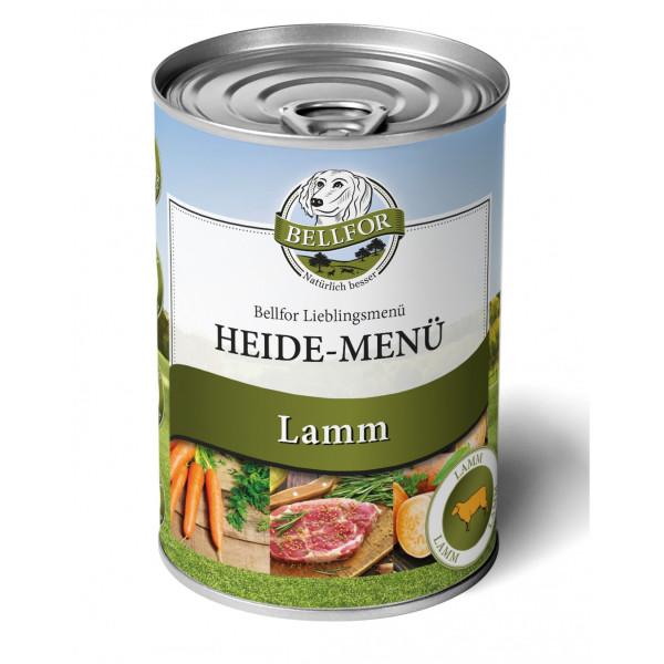 Lamm - getreidefrei Nassfutter