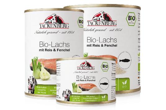 Bio-Lachs mit Reis & Fenchel