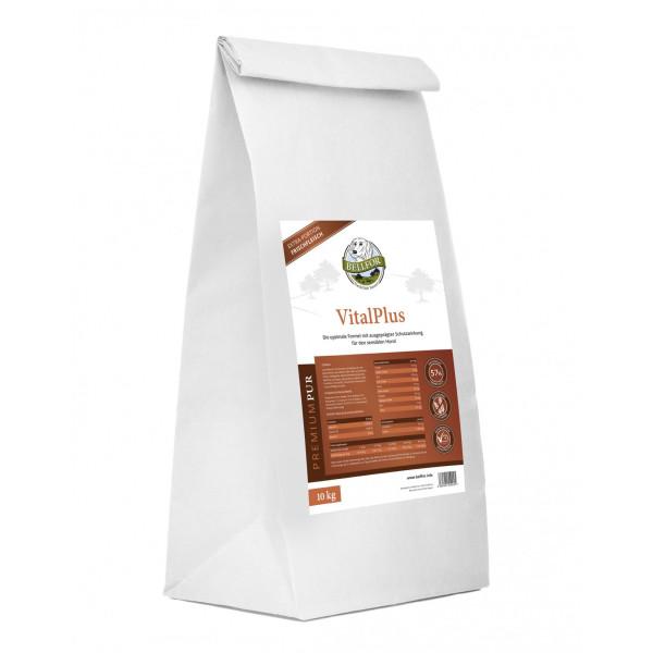 Lammfleisch - Premium PUR Vital Plus Trockenfutter glutenfrei