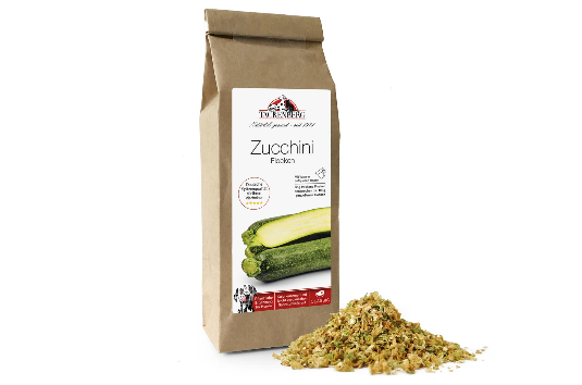 Zuchini Flocken - 150g