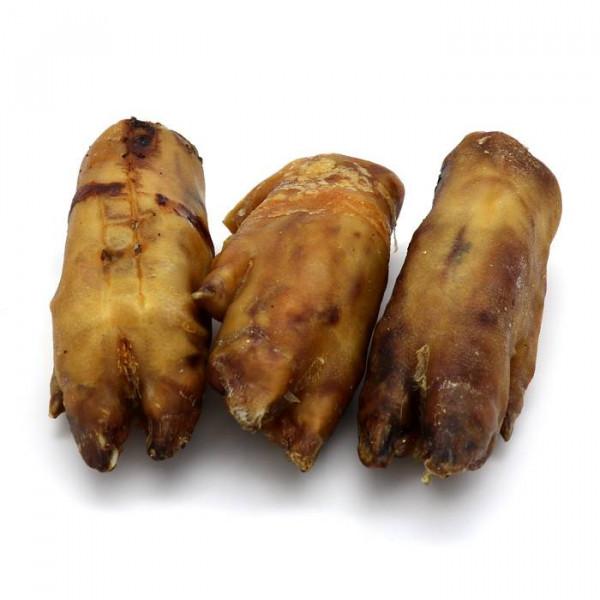 Spitzbeine vom Schwein (getrocknet) - 3 Stück